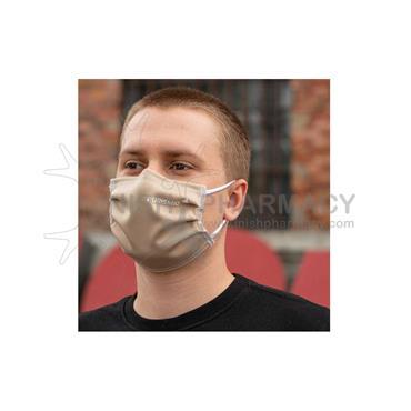 Purismio Reusable Protective Adult Face Mask - Latte
