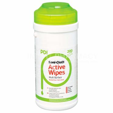 Sani-Cloth Active Multi-Surface Alcohol-Free Disinfection Wipes 200 Pack