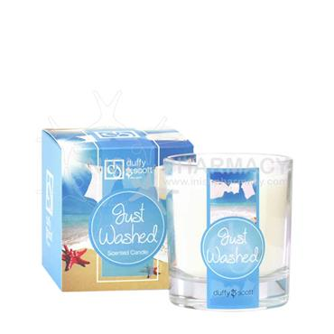Duffy & Scott Just Washed Tumbler Candle 30cl
