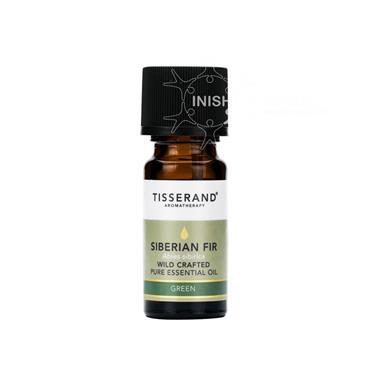 Tisserand Siberian Fir Pure Essential Oil Green 9ml