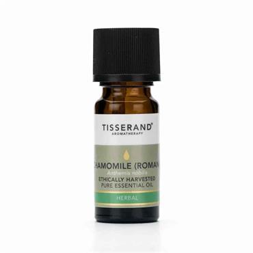 Tisserand Chamomile (Roman) Pure Essential Oil 9ml