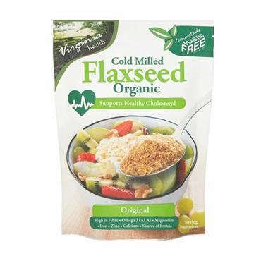 Virginia Harvest Cold Milled Flaxseed (Linseed) 200gm