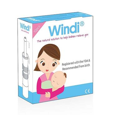 Windi Single Use Catheter 10 Pieces by NoseFrida