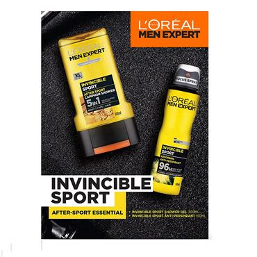 L'Oreal Men Expert Invincible Sport 2 Piece Giftset