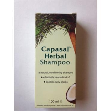 CAPASAL HERBAL SHAMPOO 100ML
