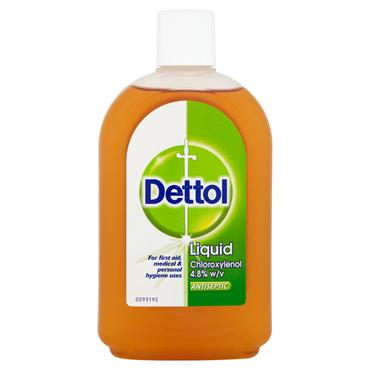 DETTOL DETTOL LIQUID 500ML