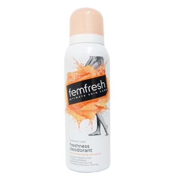 FEMFRESH DEODORANT SPRAY 125ML