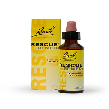 BACH BACH RESCUE REMEDY 10ML