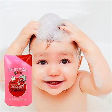 LOREAL KIDS SHAMPOO STRAWBERRY 250ML