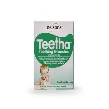 TEETHA TEETHING GRANULES (24 SACHETS)