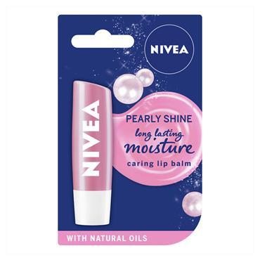 NIVEA LIPCARE PEARLY SHINE