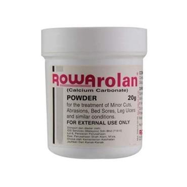 ROWAROLAN CUTANEOUS POWDER 20G