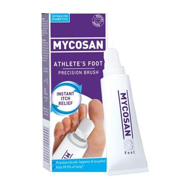 MYCOSAN MYCOSAN ATHLETES FOOT GEL PRECISION BRUSH