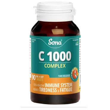 SONA SONA C1000 COMPLEX TABLETS 90 PACK