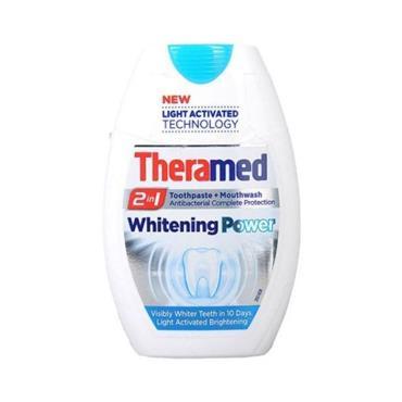 THERAMED GEL TOOTHPASTE WHITENING POWER 75ML