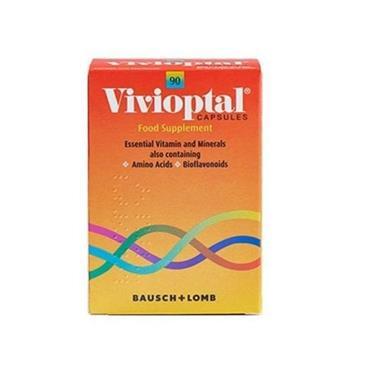 VIVIOPTAL FOOD SUPPLEMENT 90 CAPSULES
