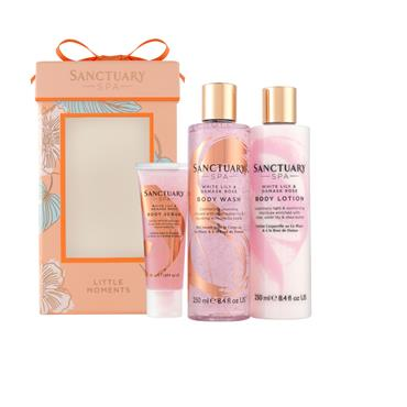 SANCTUARY SPA SANCTUARY SPA LITTLE MOMENTS GIFT SET