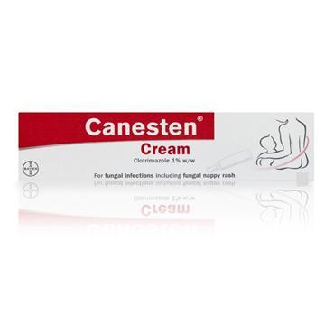 CANESTEN CANESTEN CREAM 1 % CLOTRIMAZOLE 50G