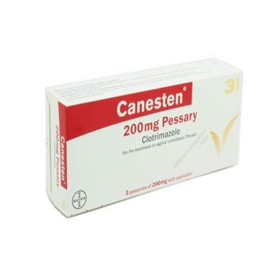 CANESTEN CANESTEN THRUSH PESSARY 200MG CLOTRIMAZOLE