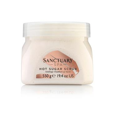 SANCTUARY SPA SANCTUARY SPA HOT SUGAR SCRUB 550G