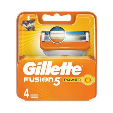 GILLETTE FUSION POWER BLADES 4