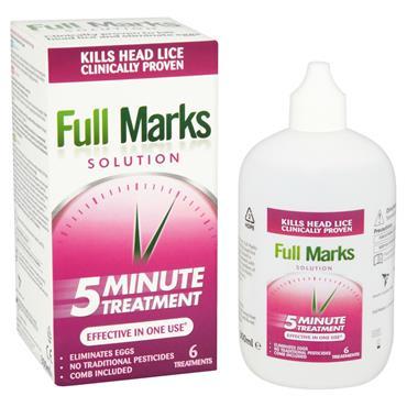 FULL MARKS SOLUTION 300ML