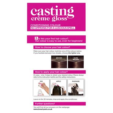 CASTING CREME GLOSS DK BR 400