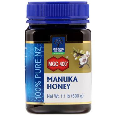 MANUKA HEALTH MGO 400+ MANUKA HONEY 500G
