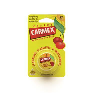 CARMEX LIP BALM POT CHERRY FLAVOUR