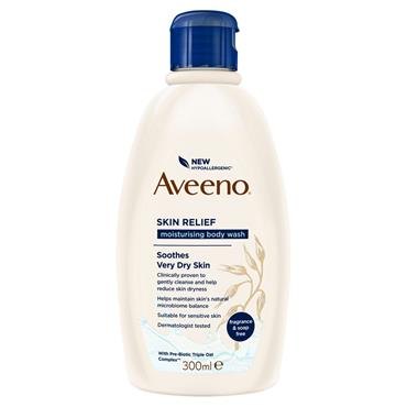 AVEENO AVEENO SKIN RELIEF COOLING MENTHOL MOISTURISING LOTION 300ML