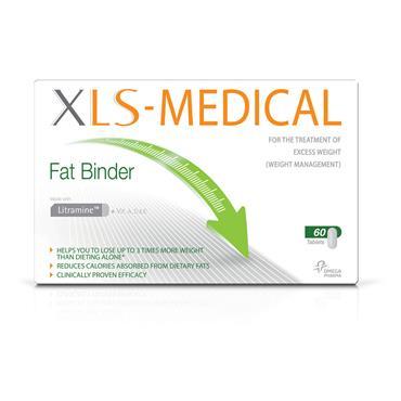 XLS MEDICAL FAT BINDER 60 TABS