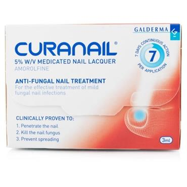 CURANAIL ANTI-FUNGAL NAIL TREATMENT