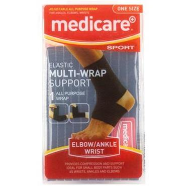MEDICARE SPORT ELASTIC MULTI-WRAP SUPPORT ONE SIZE
