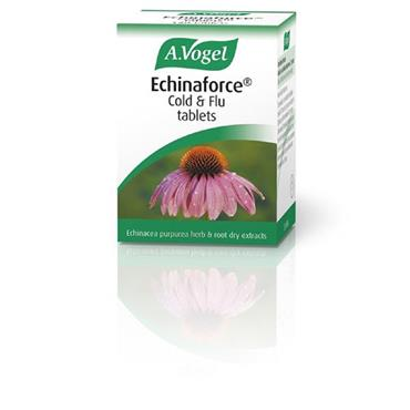 A.VOGEL ECHINAFORCE COLD & FLU TABLETS 120 PACK