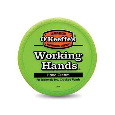OKEEFFES WORKING HANDS HAND CREAM TUB 96G