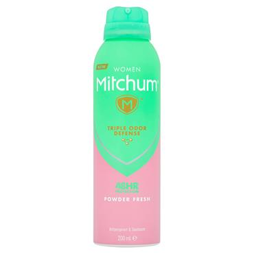 MITCHUM WOMEN POWDER FRESH