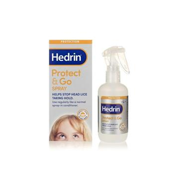 HEDRIN PROTECT & GO CONDITIONER SPRAY 120ML