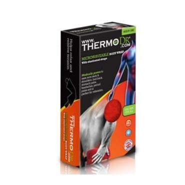 THERMO DR MICROWAVEABLE BACK & TUMMY WRAP