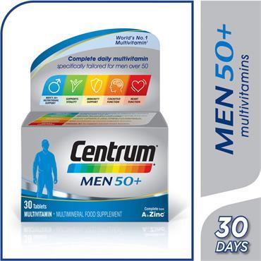 CENTRUM MEN 50 30S