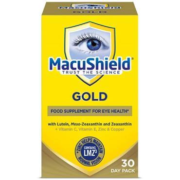 MACUSHIELD GOLD 90 CAPSULES