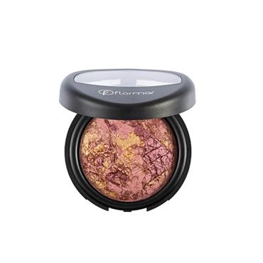 FLORMAR BAKED BLUSH-ON 45 TOUCH OF ROSE