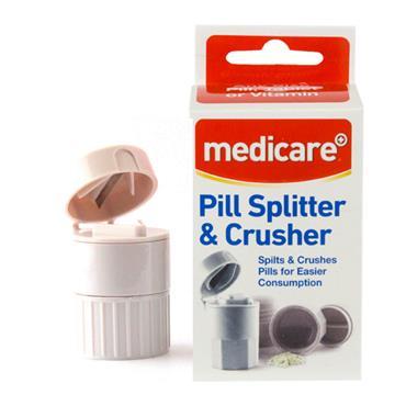 MEDICARE PILL SPLIT  CRUSHER
