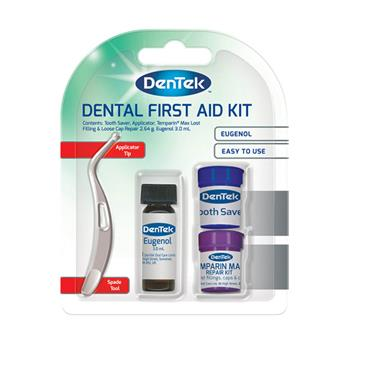 DENTEK DENTAL FIRST AID KIT