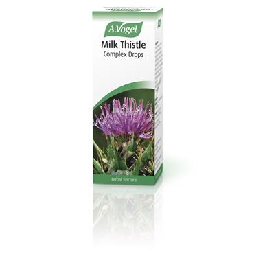 A.VOGEL MILK THISTLE COMPLEX DROPS 50ML
