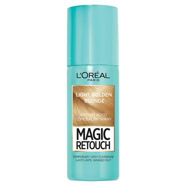LOREAL MAGIC RETOUCH LIGHT GOLDEN BLONDE 75ML