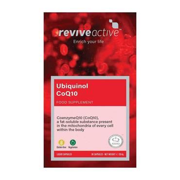 REVIVE ACTIVE REVIVE ACTIVE UBIQUINOL CO-ENZYME Q10