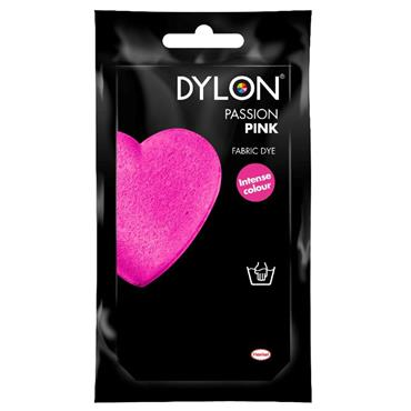 DYLON ALL IN 1 FABRIC DYE POD PASSION PINK 350G