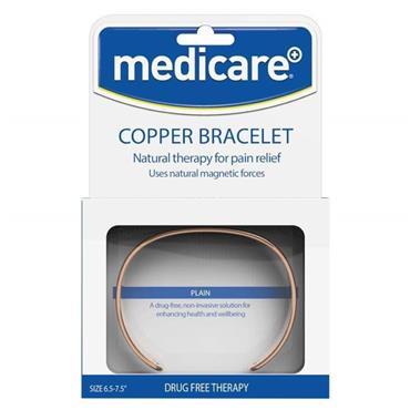 MEDICARE COPPER BRACELET MEDIUM LARGE 2MAGNETS