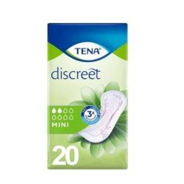 TENA LADY DISCREET MINI 20S