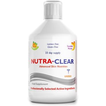 SWEDISH NUTRA SWEDISH NUTRA NUTRA-CLEAR 500ML